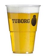 Fadølsglas - 30 cl. (Tuborg)