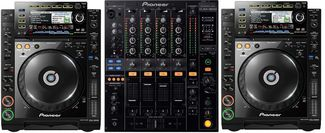 Pioneer Pult - Cdj2000 / Djm800 1 / 1