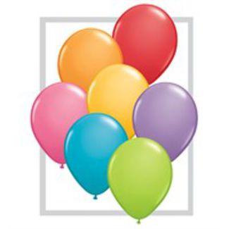 Runde Balloner - Festive - 25 stk. 1 / 1