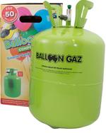 Helium - Ballongas (Stor Engangsflaske)