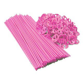 Ballonpind - Pink (25 stk.) 1 / 1
