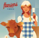 Softice - Hansen - Festpakke 3 (160 stk.)