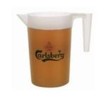 Ølkande Plastik - Carlsberg (2 liter)